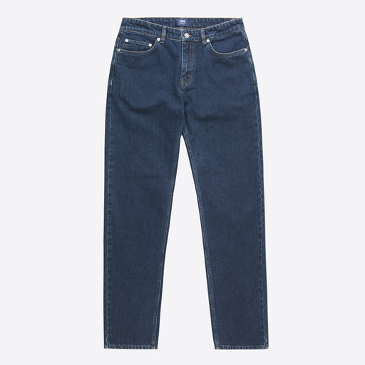 Wood Wood Wes Jeans in Blue Vintage
