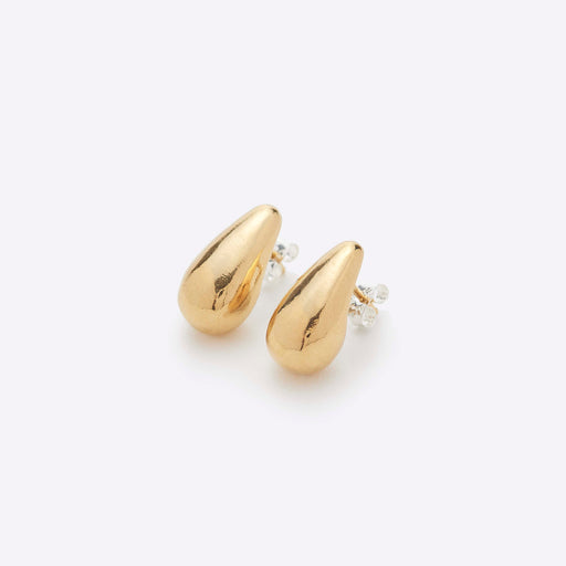 Wolf Circus Dune Earrings in Gold