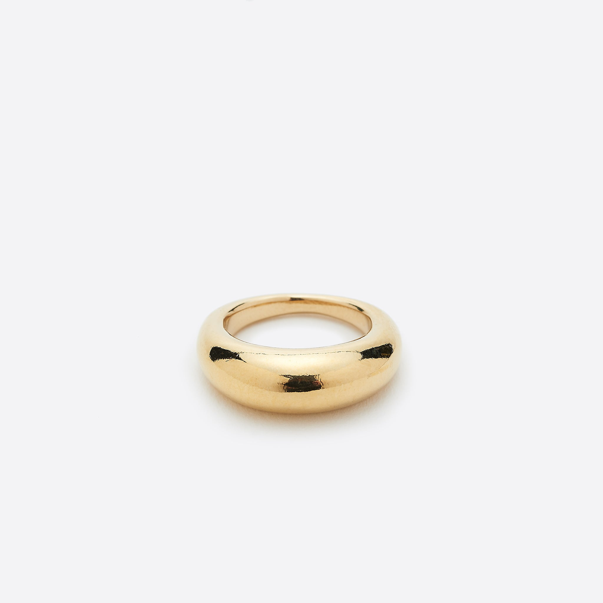 Wolf Circus Emeile Grande Ring in Gold