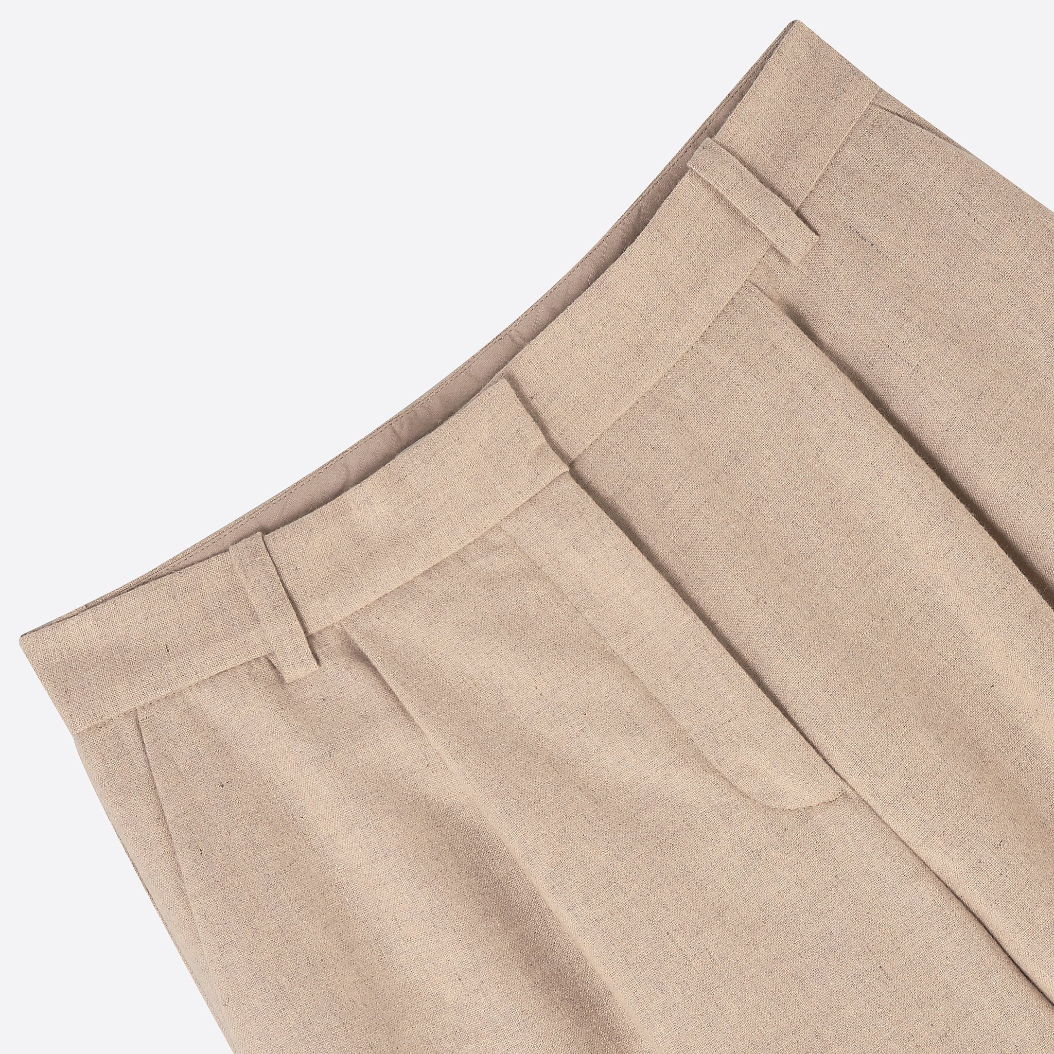 Wood Wood Sophie Trousers in Khaki