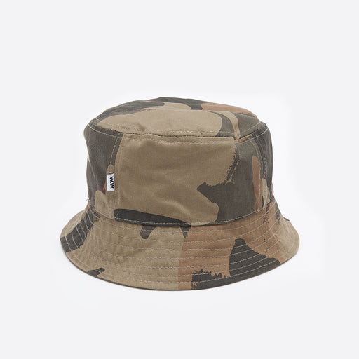 Wood Wood Bucket Hat in Brush Camo