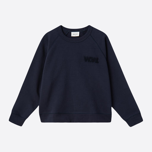 Wood Wood Jerri Sweatshirt in Navy