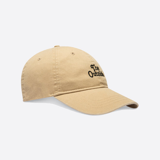 Wood Wood Low Profile 'The Outside' Cap in Sand