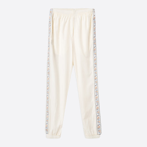 Wood Wood Mitzi Trousers in Off White