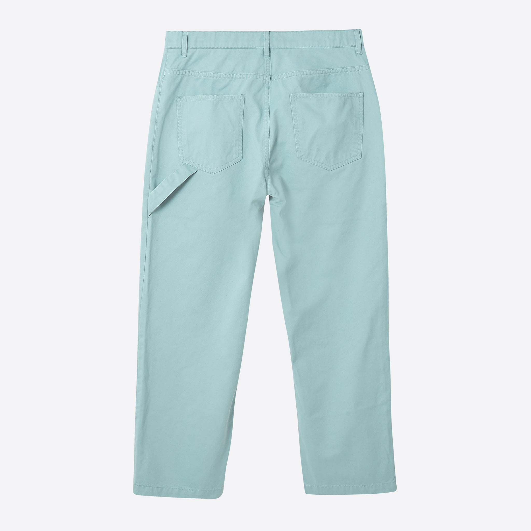 Wood Wood Benedict Trousers in Dusty Blue — Our Daily Edit 62450829c983