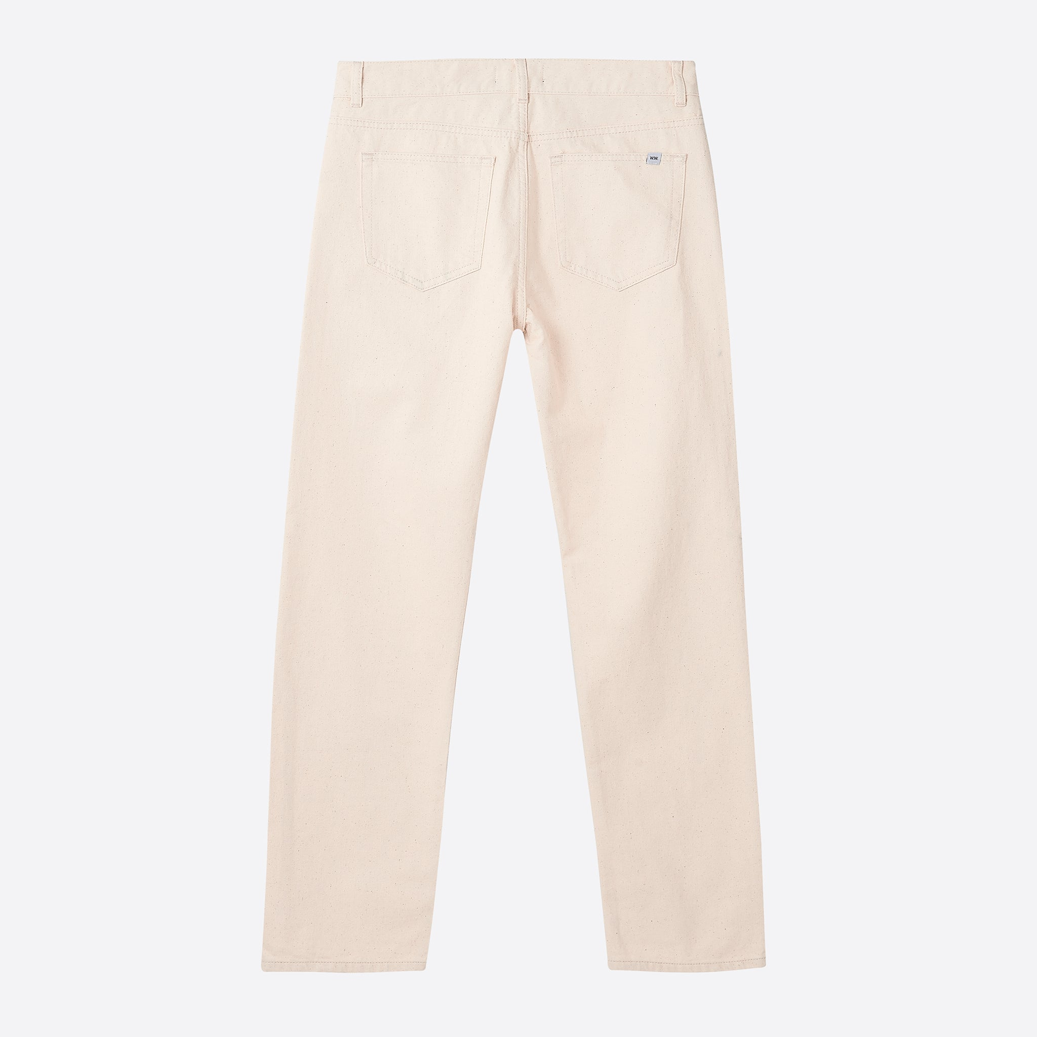 Wood Wood Gil Jeans in Off White