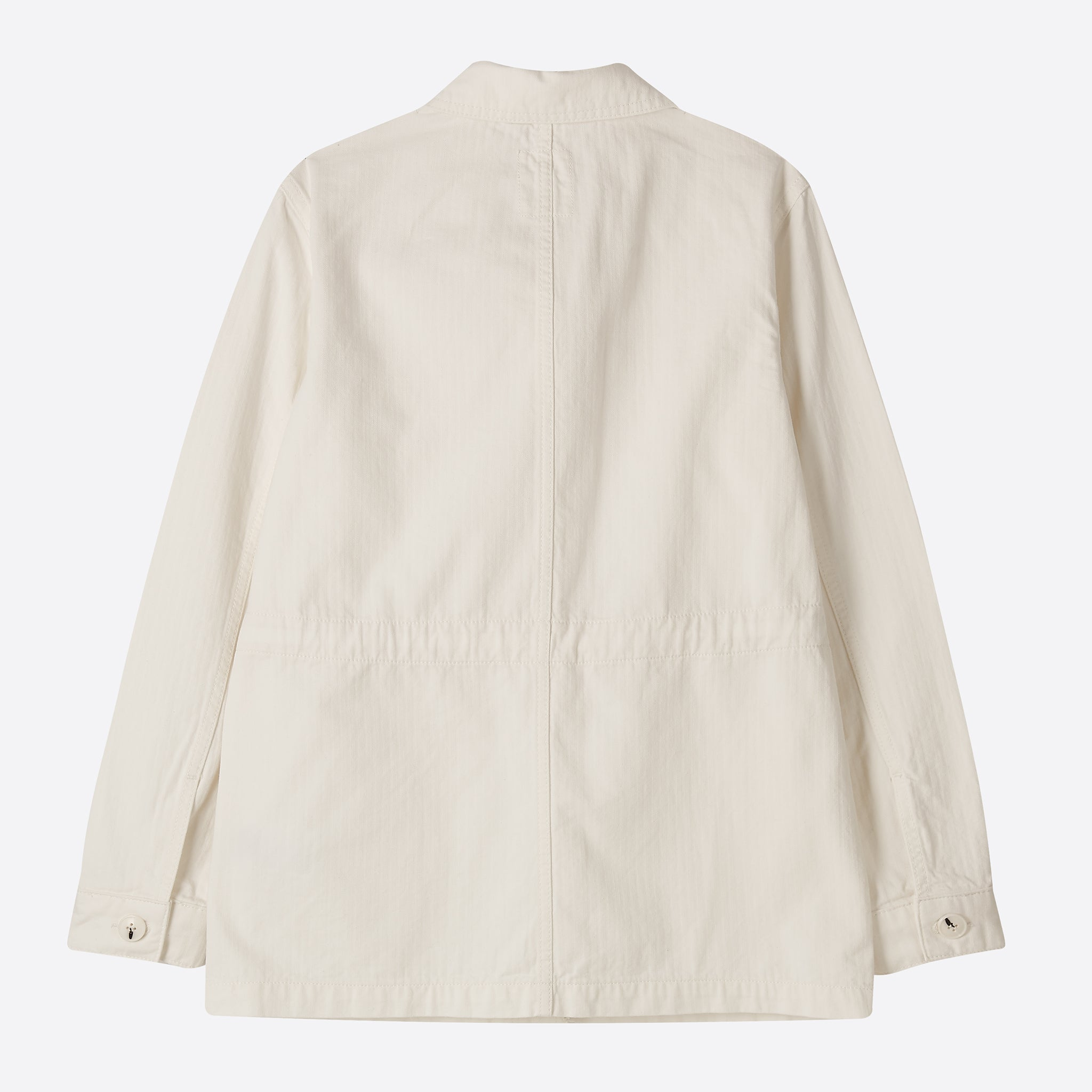Wood Wood Gretchen Jacket in Off White