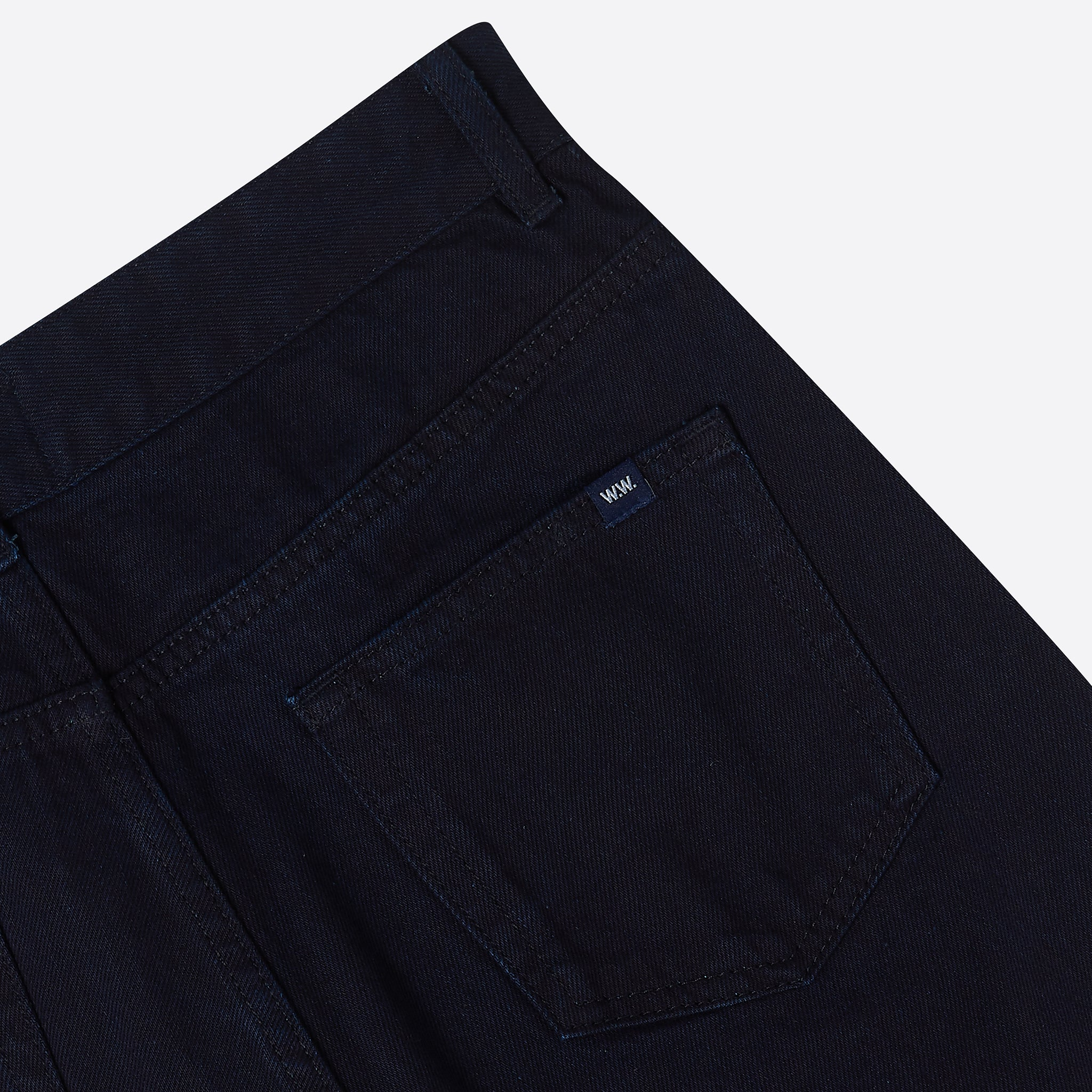 Wood Wood Ilo Jeans in Dark Rinse