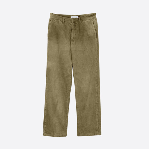Satta Cord Pants in Taupe