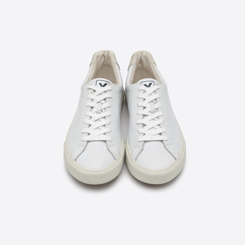 Veja Esplar Low Leather Extra White Pierre