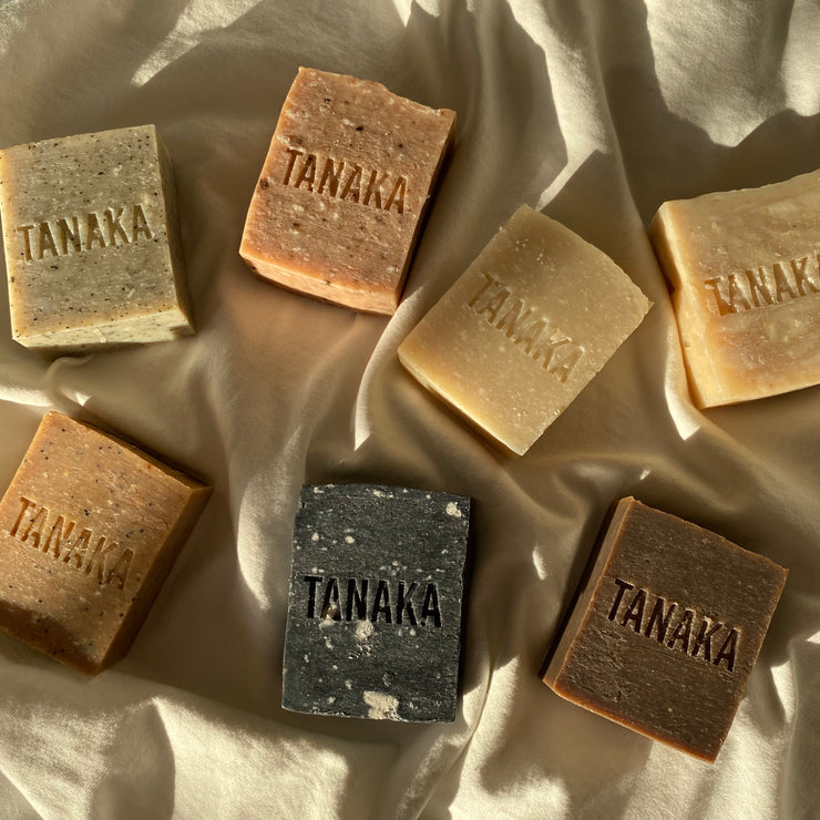 TANAKA SOAPS - The Breakfast Bar