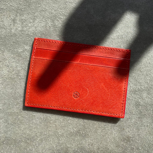 Homecore Card Holder in Red - FAULTY