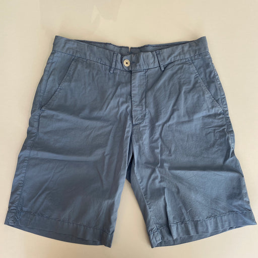 Hartford Bobby Shorts in Light Blue