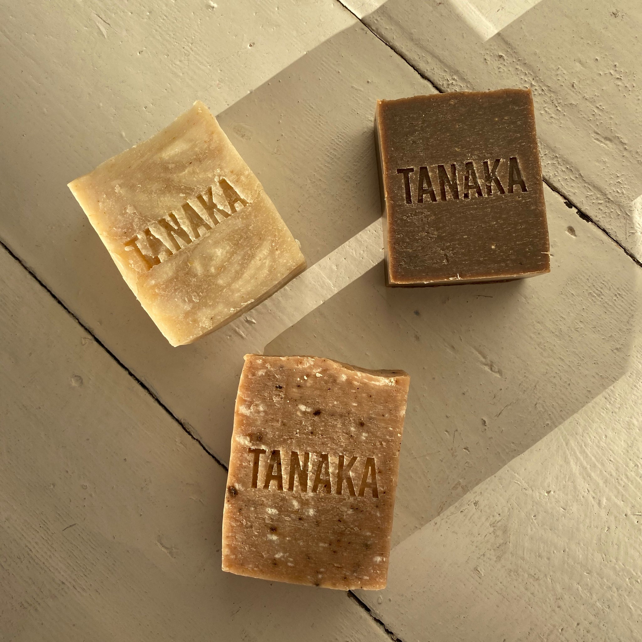 TANAKA SOAPS - The Citrus Bar