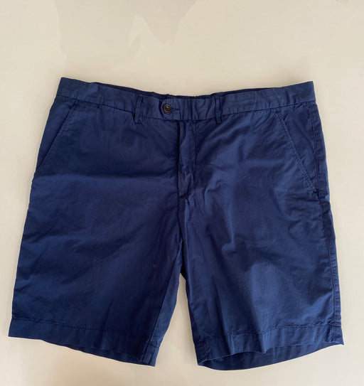 Hartford Bobby Shorts in Dark Blue