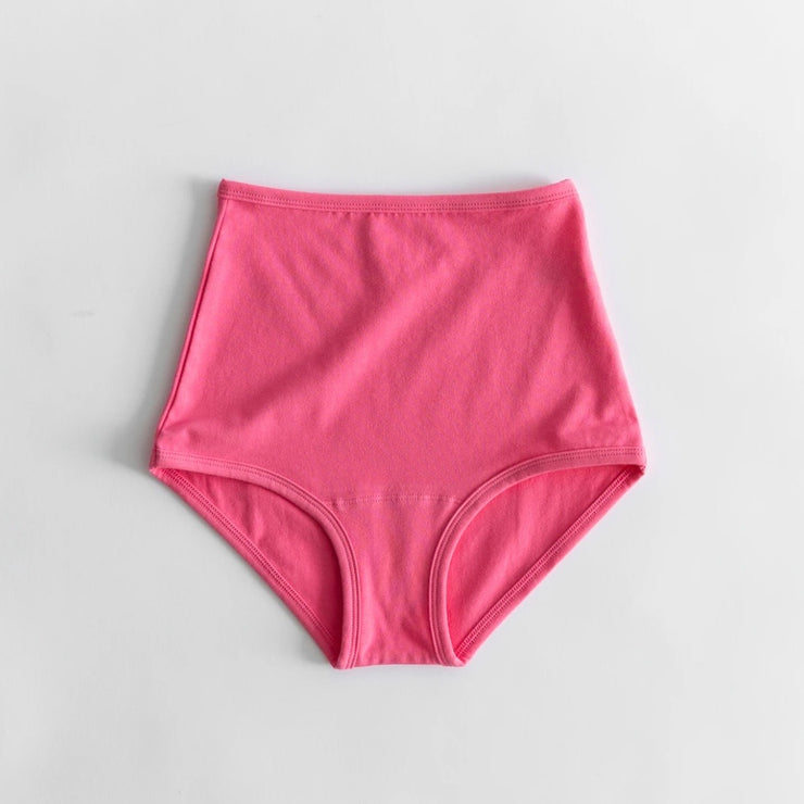 Arq High Rise Undies in Bubblegum