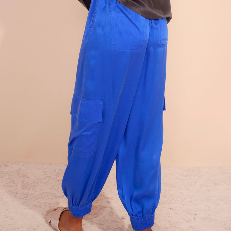 LF Markey Asher Trousers in Cobalt