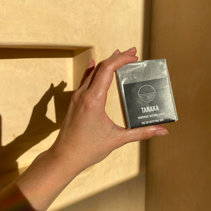 TANAKA SOAPS - The Detoxifying Bar