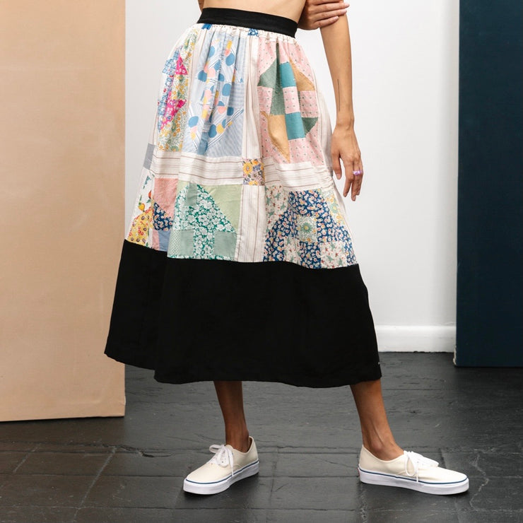 Carleen Drindle Skirt in Small