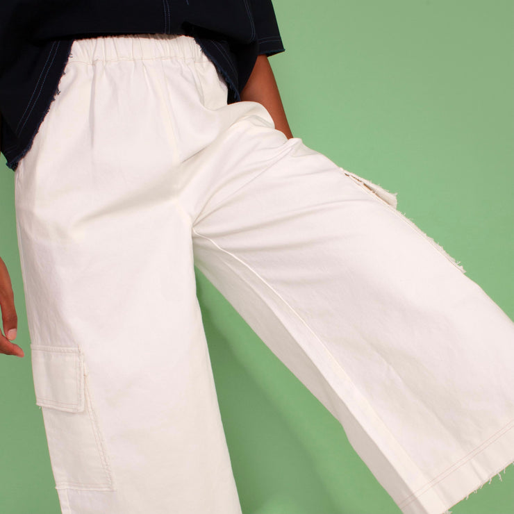 LF Markey Ellis Trouser in White