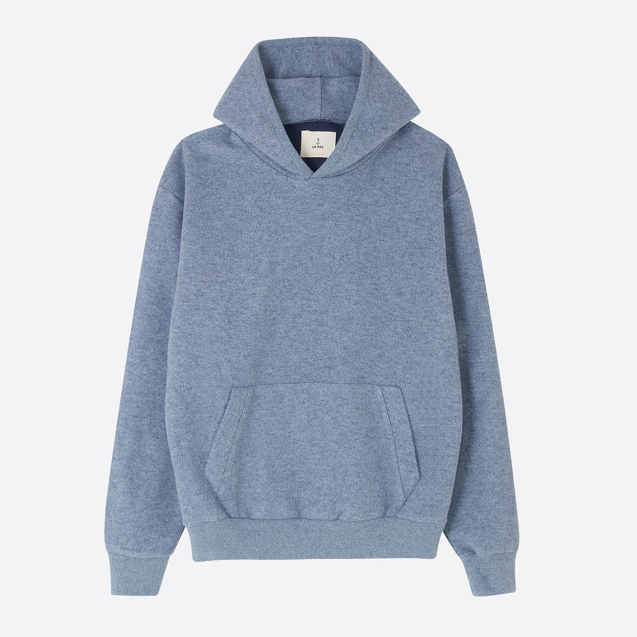 La Paz Matias Fleece in Blue