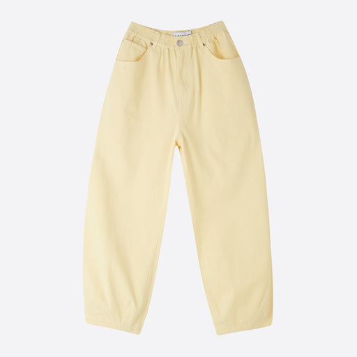 LF Markey Fat Boy Trousers in Yellow