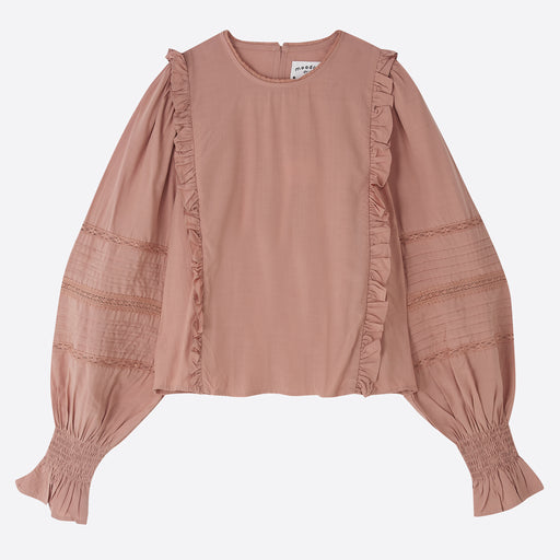 Meadows Ione Top in Blush