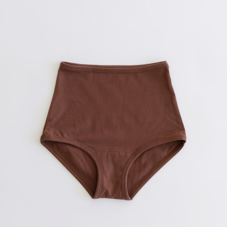 Arq High Rise Undies in Spice