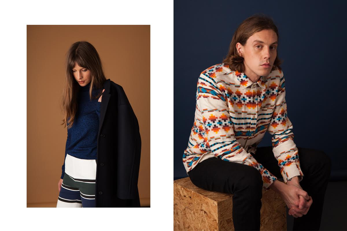 ODE AW15 Lookbook