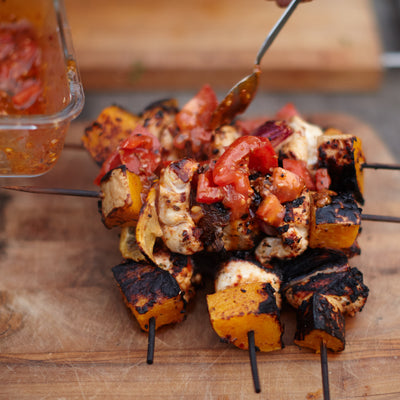 DIY Chicken Kebab Recipe