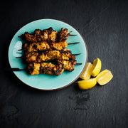 Royal Persian Chicken Kebabs