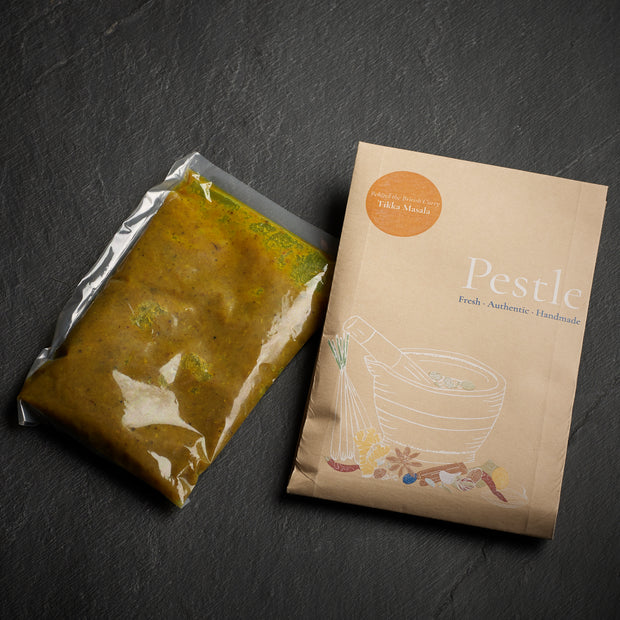 Pestle - Tikka Curry Paste