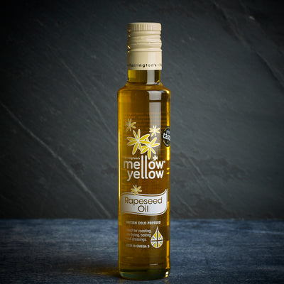 Mellow Yellow - Carbon neutral British Rapeseed Oil
