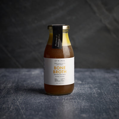 Chicken Bone Broth by SPRING