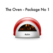 DeliVita wood fired oven - Special Offer