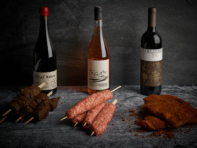 Ethical Butcher & Borough Wines - Paired BBQ Box