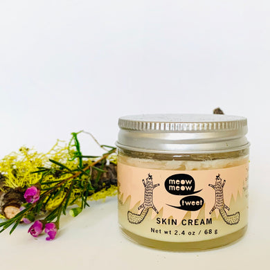 All Natural Hydrating Skin Cream