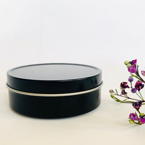 Travel Tin - Black (one size)