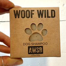 Load image into Gallery viewer, Woof Wild Dog Shampoo Bar