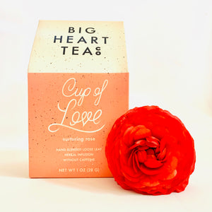 Big Heart Teas (four flavors)