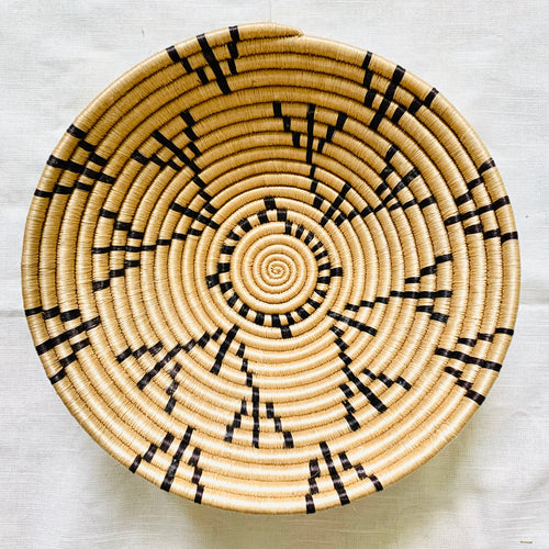African Basket (12 inches)