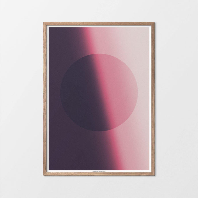 La Collection du Cercle - Morning Pink - Copenhagen Art Collective