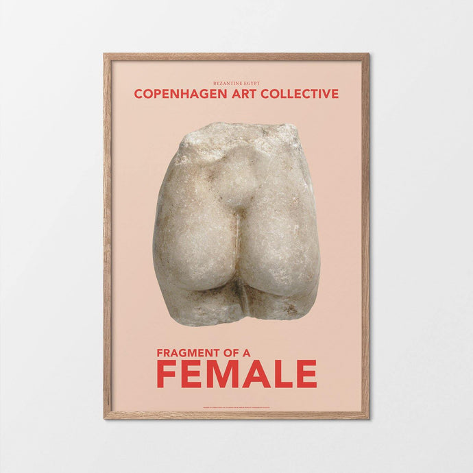 Fragment of a Female - CAC - Copenhagen Art Collective
