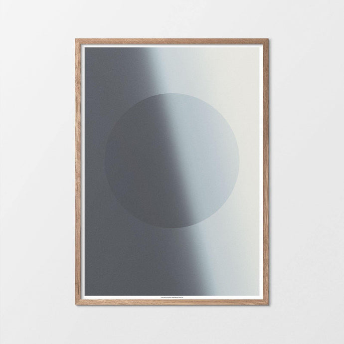 La Collection du Cercle - Morning Blue - Copenhagen Art Collective