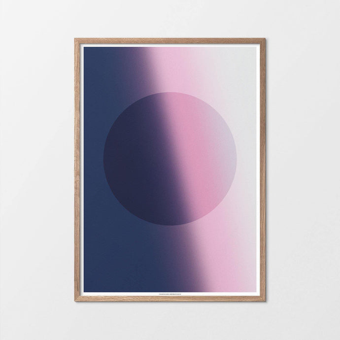 La Collection du Cercle - Morning Purple - Copenhagen Art Collective