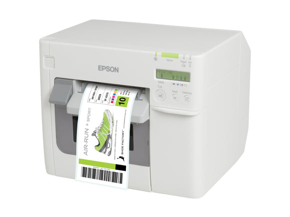 Epson TM-C3500 ColorWorks Inkjet Label Printer