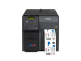 Epson TM-C7500, ColorWorks 4-Color Label Printer, USB and Ethernet