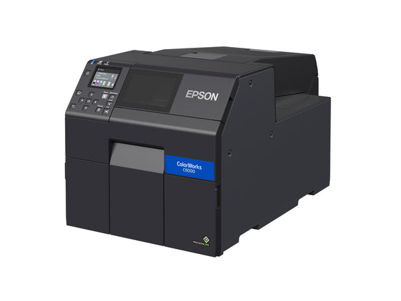 Epson ColorWorks CW-C6000A Color Inkjet Label Printer with Auto Cutter