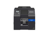 Epson ColorWorks CW-C6000P Color Inkjet Label Printer with Peel-and-Present