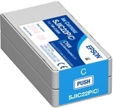Epson Ink Cartridge for Epson C3500 - Cyan